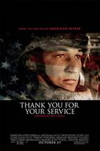 Plakát k filmu: Thank You for Your Service: Trailer