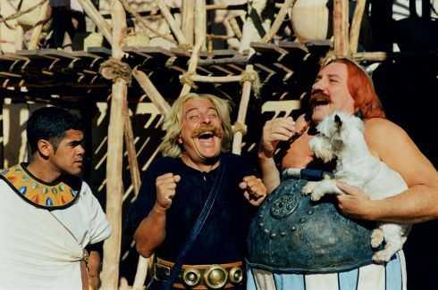 Asterix a Obelix: Mise Kleopatra