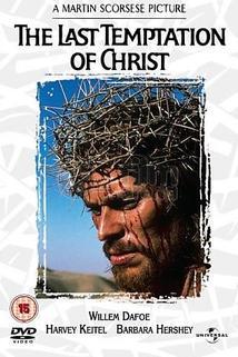Plakát k filmu: Poslední pokušení Krista