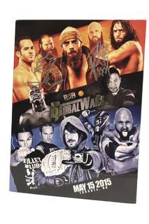 ROH/NJPW: Global Wars 2015 - Night 2