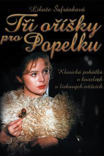 Plakát k filmu: Tři oříšky pro Popelku