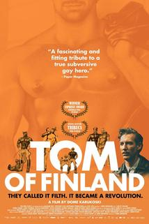 Plakát k filmu: Tom of Finland