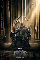 Plakát k filmu: Black Panther