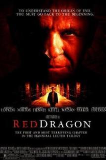 Červený drak