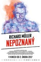 Plakát k filmu: Richard Müller: Nepoznaný