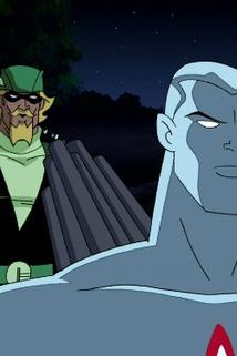 Justice League Unlimited - Initiation  - Initiation