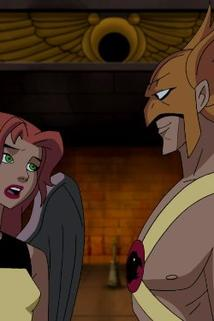 Justice League Unlimited - Shadow of the Hawk  - Shadow of the Hawk