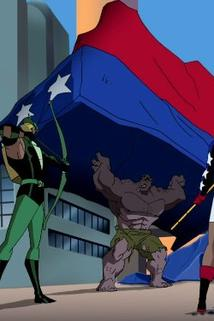 Justice League Unlimited - Patriot Act  - Patriot Act