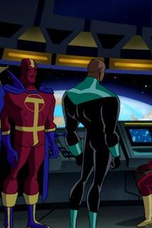 Justice League Unlimited - The Great Brain Robbery  - The Great Brain Robbery