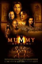 Plakát k filmu: Mumie se vrací