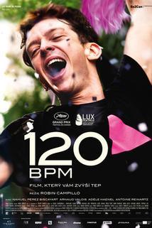 Plakát k filmu: 120 BPM