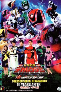 Tokusô Sentai Dekarenjâ: Ten Iyâzu Afutâ