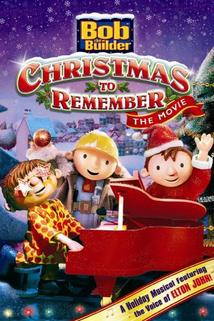 Bořek stavitel: Nezapomenutelné Vánoce