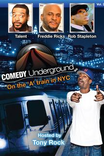 Comedy Underground, 'On the 'A' Train in NYC, Vol. 2