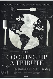 Cooking Up a Tribute  - Cooking Up a Tribute