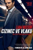 Plakát k filmu: Cizinec ve vlaku