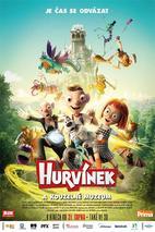 Plakát k filmu: Hurvínek a kouzelné muzeum