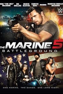 Plakát k filmu: The Marine 5: Battleground