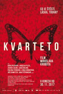 Plakát k filmu: Kvarteto