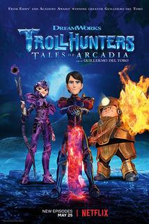 Lovci trolů od Guillerma Del Toro