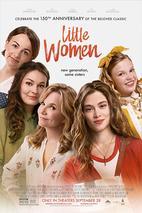Plakát k filmu: Little Women (2018): Trailer