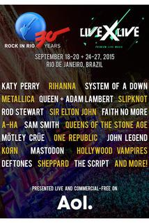 LiveXLive Presents Rock in Rio