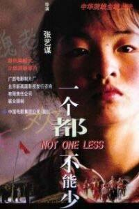 Plakát k filmu: Nikdo nesmí chybět