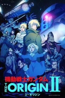 Kidô senshi Gandamu: The Origin II - Kanashimi no Aruteishia  - Kidô senshi Gandamu: The Origin II - Kanashimi no Aruteishia