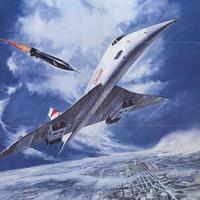 Concorde - Letiště 1979