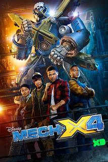 Mech-X4 - S01E11  - S01E11