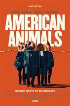 Plakát k filmu: American Animals