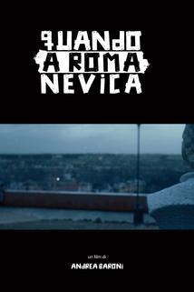 Quando a Roma nevica