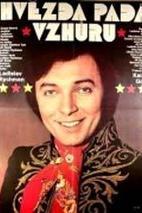 Plakát k filmu: Hvězda padá vzhůru