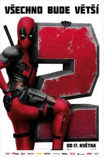 Plakát k filmu: Deadpool 2