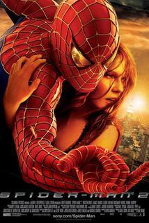 Plakát k filmu: Spider-Man 2