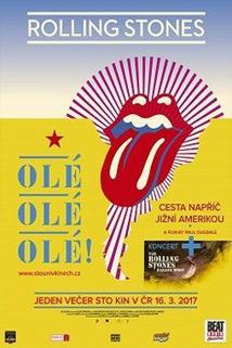Plakát k filmu: The Rolling Stones Olé Olé Olé!