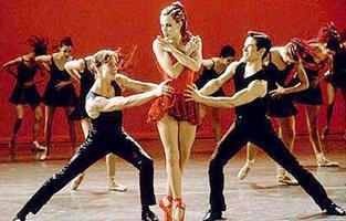 Tanec s vášní