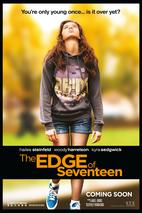 Plakát k filmu: The Edge of Seventeen