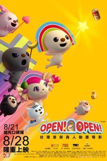 Open! Open!