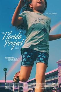 Plakát k filmu: The Florida Project