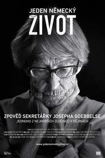 Plakát k filmu: Jeden německý život