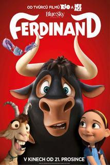 Plakát k filmu: Ferdinand 3D