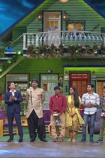 The Kapil Sharma Show - Team Sairat in Kapil's Mohalla  - Team Sairat in Kapil's Mohalla