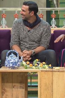 The Kapil Sharma Show - Rustom in Kapil's Mohalla  - Rustom in Kapil's Mohalla