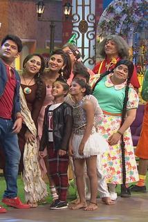The Kapil Sharma Show - Masti with Super Dancer Judges  - Masti with Super Dancer Judges