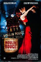 Plakát k filmu: Moulin Rouge
