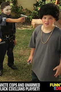 White Cops and Unarmed Black Civilians Playset!