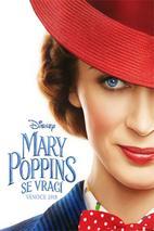 Plakát k filmu: Mary Poppins se vrací