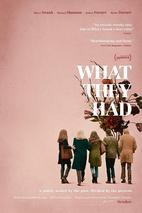 Plakát k filmu: What They Had: Trailer