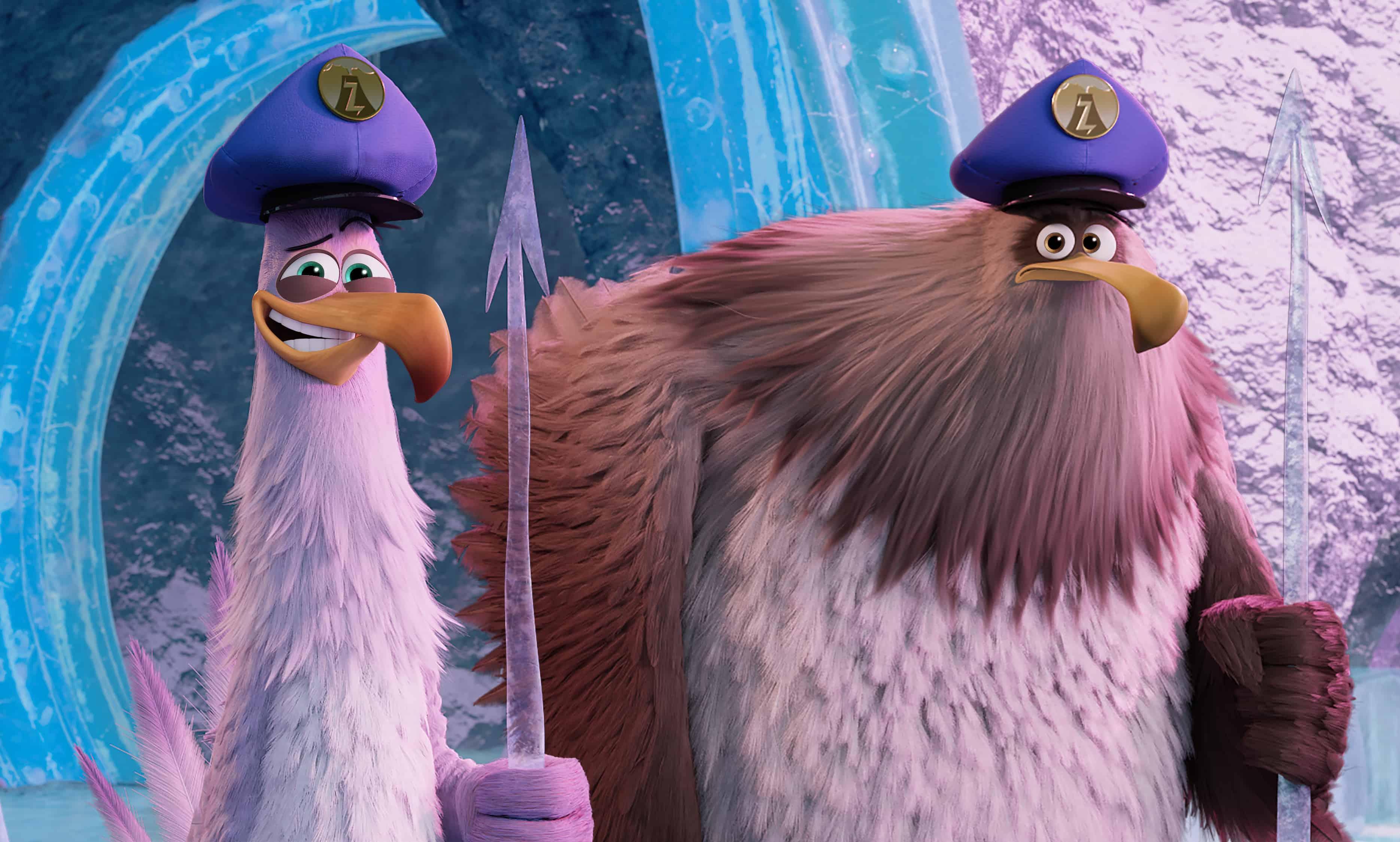 Angry Birds ve filmu 2